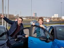 Wat is sneller? Collega's tegenover elkaar in Victory Boogie Woogie vs. Prins Clausplein