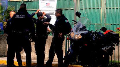Zes Mexicaanse agenten doodgeschoten in vuurgevecht
