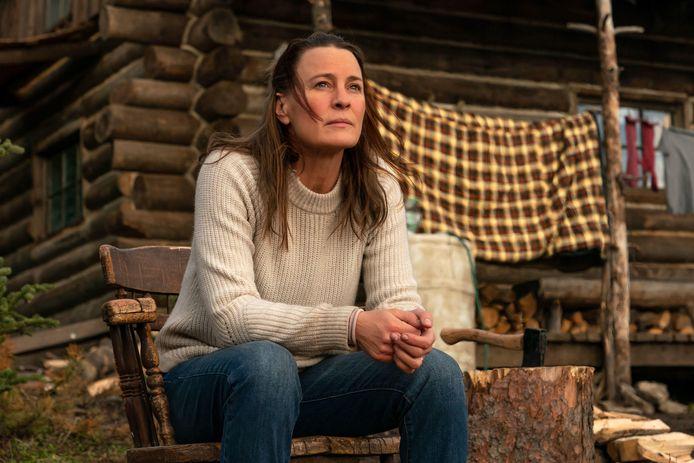 Robin Wright regisseerde en speelt de hoofdrol in Land.