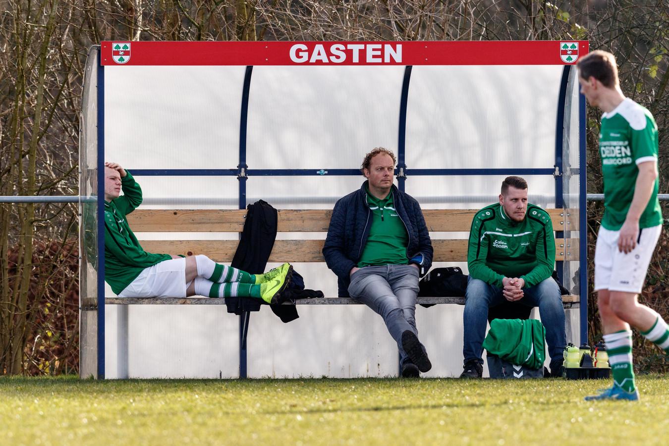 Het zondagvoetbal in Willemsoord is voltooid verleden tijd.