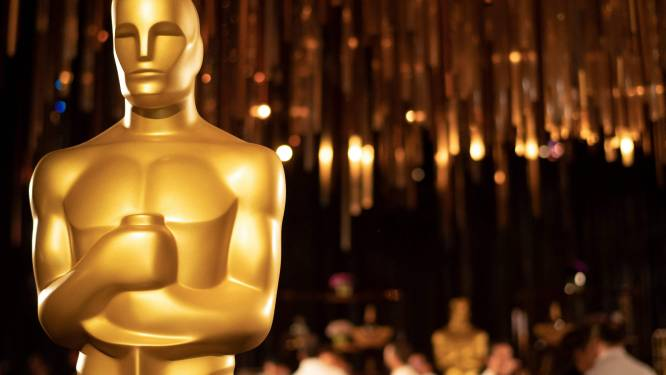 Geen mondmaskers op de Oscars