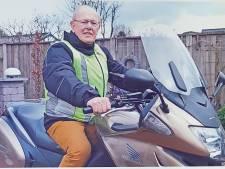 Henk Eijsink uit Haaksbergen was van alle markten thuis: muziek, motoren, monteren en toneel