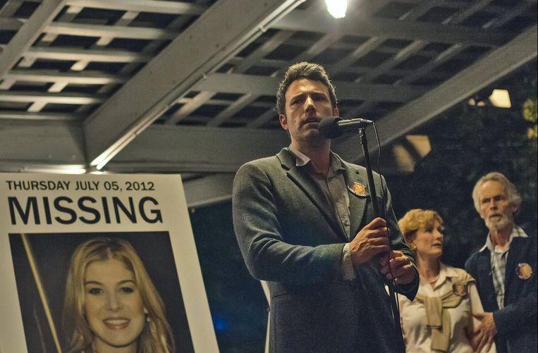 Ben Affleck in 'Gone Girl'