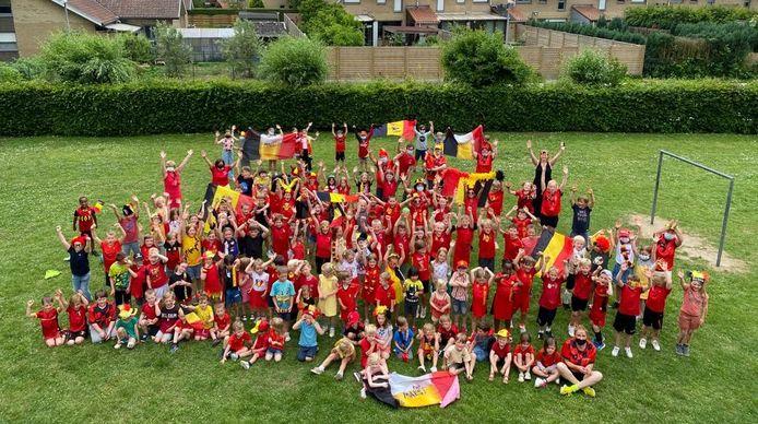 basisschool Sint-Theresia in Rollegem