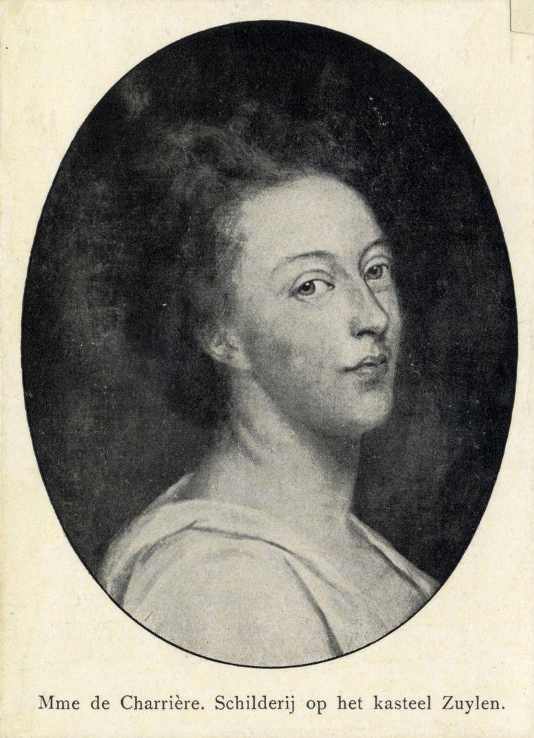 Belle van Zuylen Beeld Het Utrechtse archief
