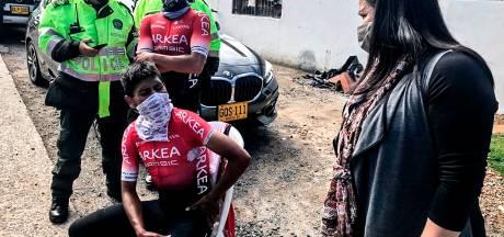 Quintana met de schrik vrij na aanrijding: geen breuken, wel twee weken rust
