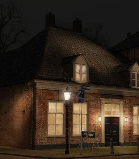Heuvel wordt Anton Pieck-achtig plaatje: 'Gezellig plein voor hapje en drankje'
