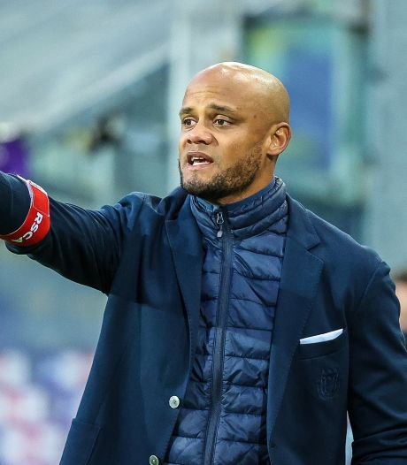 """Un nouvel assistant pour Kompany à Anderlecht: """"Aaron Danks apportera le soutien nécessaire à Vincent"""""""