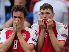 Frank de Boer sluit aan in lange rij steunbetuigingen voor Christian Eriksen: 'Word snel weer beter!'