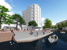 Over de Nieuwe Mark kunnen straks bootjes varen in Breda