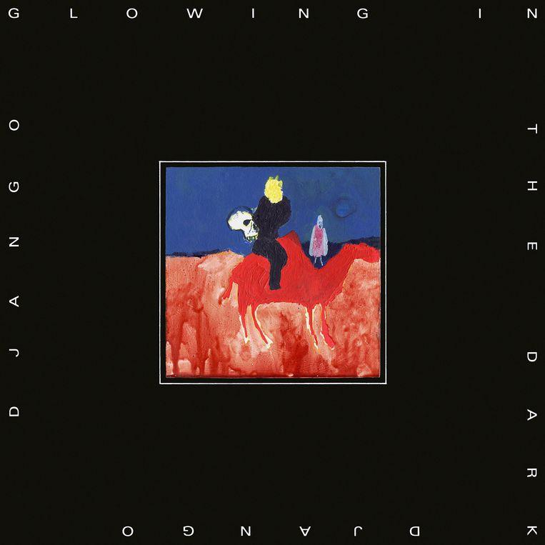 Django Django, 'Glowing in the Dark'. Beeld DM