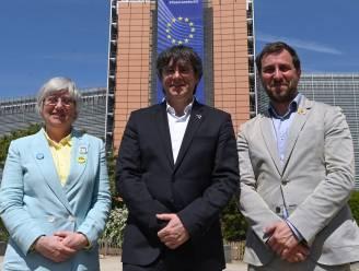 Europees Parlement heft immuniteit Puigdemont en twee medestanders op