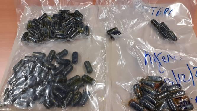 Politie arresteert drie drugsdealers op één dag