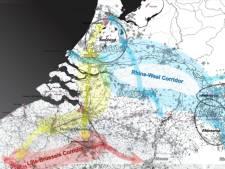 Internationaal onderzoek naar 'mega-metropool' kan Dordtse lightrailwens een zet in de goede richting geven