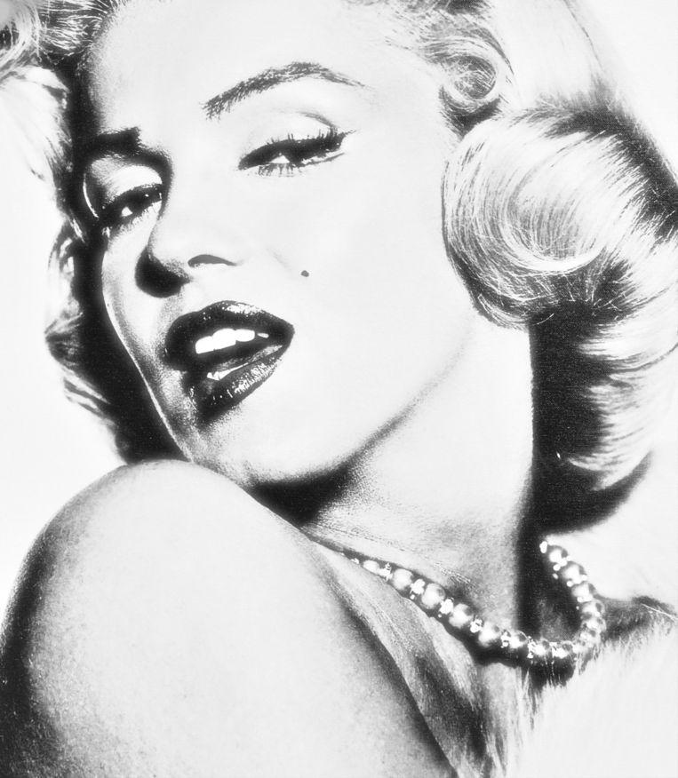 Marilyn Monroe. Beeld Shutterstock