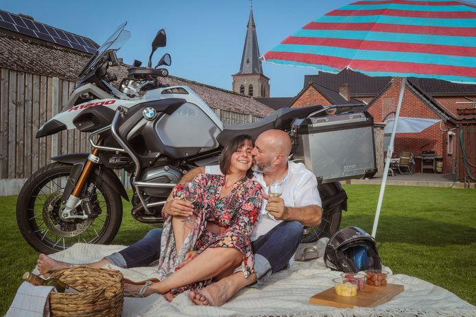 Ivo Housen (55) en Heidi Eerdekens (51) uit Pelt.