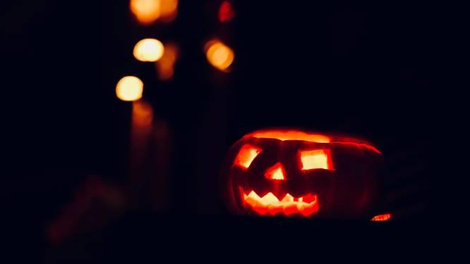 Halloweenwandeling met zoektocht voor kinderen