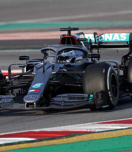 'Stuurinnovatie van Mercedes niet toegestaan in 2021'