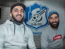 Voetbalvrienden weer samen bij Sambeek: 'Ze noemen ons ook wel de kabel'