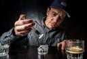 Jeroen Brugman (38), brander, barista en vat vol koffiekennis van Ikigai Coffee.