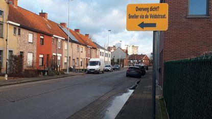 Sint-Jozefswijk vreest sluipverkeer door nieuw verkeersbord