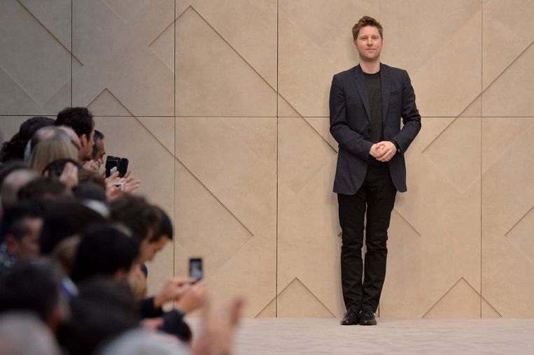 Christopher Bailey.