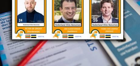 Kamerkandidaten uit regio op één digitaal podium (nu moet de kiezer ze nog vinden)