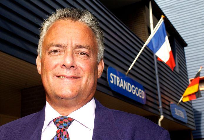 Voorzitter Ed Troost van de Stichting Eilandmarketing Schouwen-Duiveland
