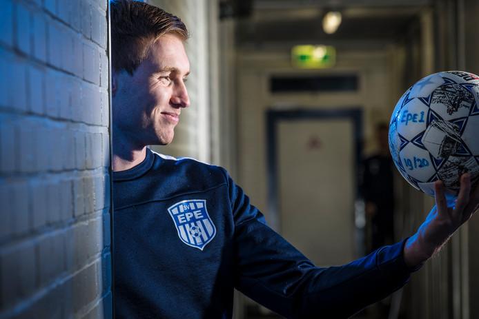 Stefan Lokhorst vindt zichzelf vooral een speler voor lelijke, typische spitsendoelpunten.