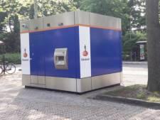 Pinautomaat blijft bij bussluis in Made staan