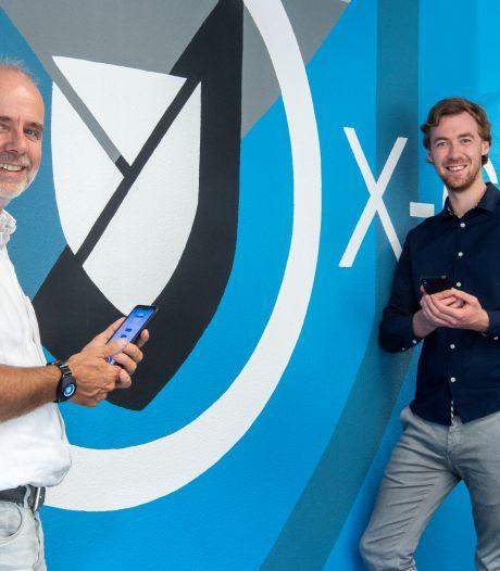 Bedreigde voetbaltrainers en virologen maken gebruik van deze app uit Hengelo: 'Iedereen versleet me voor gek'