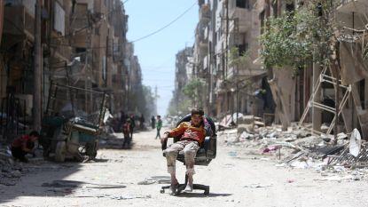 """VS: """"Stuur Arabische troepen naar Syrië"""""""