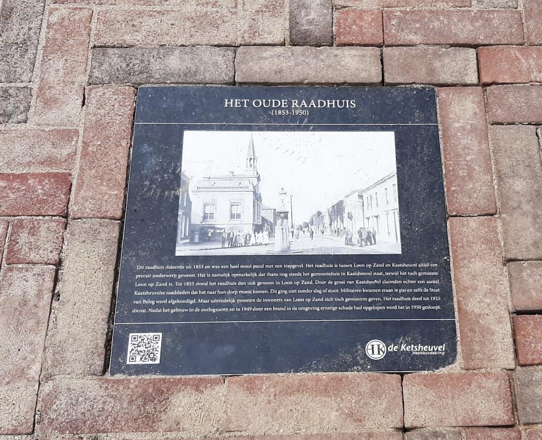 De centrumstraten van Kaatsheuvel worden deze maanden opnieuw ingericht. Tussen de nieuwe tegels liggen historische verhalen.