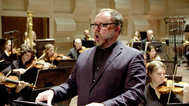 Matthias Goerne zingt Diepenbrock. Beeld