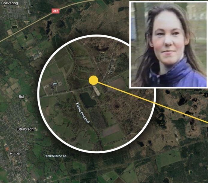 Onderzoek naar de sinds 1993 vermiste Tanja Groen op Strabrechtse Heide.