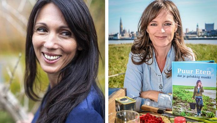 De gemoederen tussen Sandra Bekkari en Pascale Naessens laaiden gisteren hoog op.