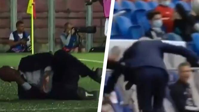 Hoeveel pech kan je hebben? Bondscoach Albanië twee duels op rij omvergekegeld