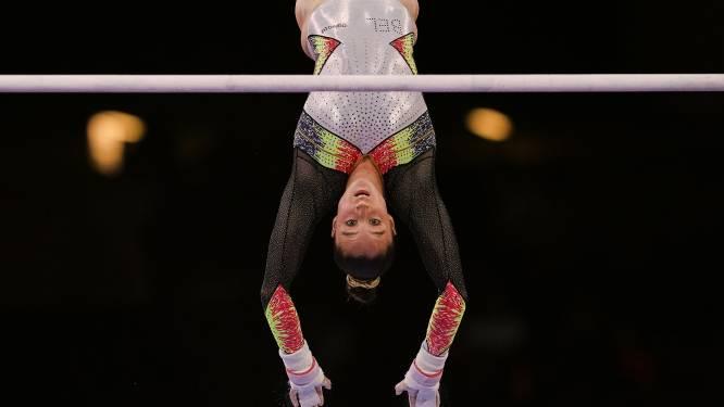 Na 607 dagen zonder topwedstrijd pakt Nina Derwael goud op Wereldbeker