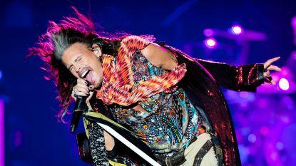 Steven Tyler van Aerosmith gaat solo op tournee