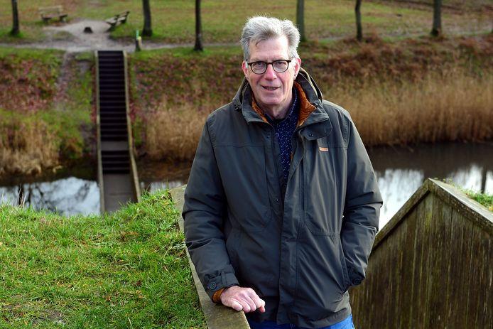 Verslaggever Jan van de Kasteele heeft een herkenbare schrijfstijl, die hij al 40 jaar hanteert.