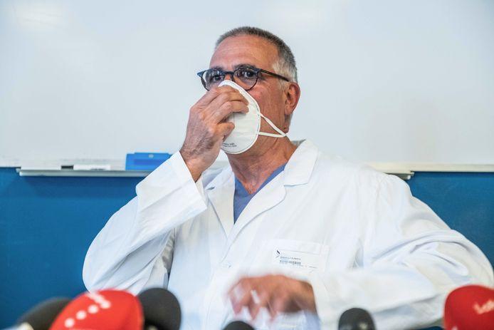 Alberto Zangrillo, Berlusconi's arts in het San Raffaele ziekenhuis