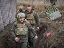 Kiev: 80.000 Russen aan de grens, maar van Poetin geen woord