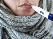 Griepepidemie houdt aan: hoeveel zieken telt jouw regio?