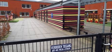 Jeugd blijft rotzooi trappen op schoolplein Berghem, voortaan direct boetes of taakstraf opgelegd