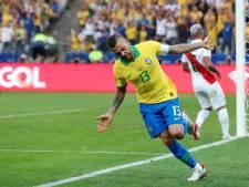 Brazilië swingt (zonder Neres) tegen Peru, Venezuela zeker van volgende ronde