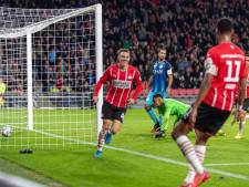 Ryan Thomas kwakkelde met blessures dit seizoen, maar is nu belangrijk voor PSV: 'Wil deze lijn doortrekken'