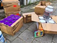 NVWA verhindert verkoop van grote partij ongeschikte medische voeding die man uit Flevoland heeft gestolen
