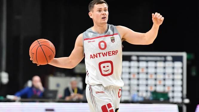 """Antwerp Giants en Elvar Fridriksson naar het Griekse Ionikos: """"Vermijden dat de tegenstander de eerste tik uitdeelt"""""""