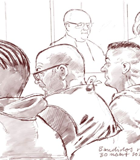 Advocaat spreekt van oorverdovende stilte in megazaak Bandidos: 'Hoogbejaarde zaak'