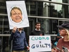 De Cuomo's worden na 'seksueel wangedrag' even niet meer op handen gedragen